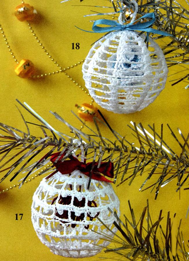Вязание на спицах новогодние