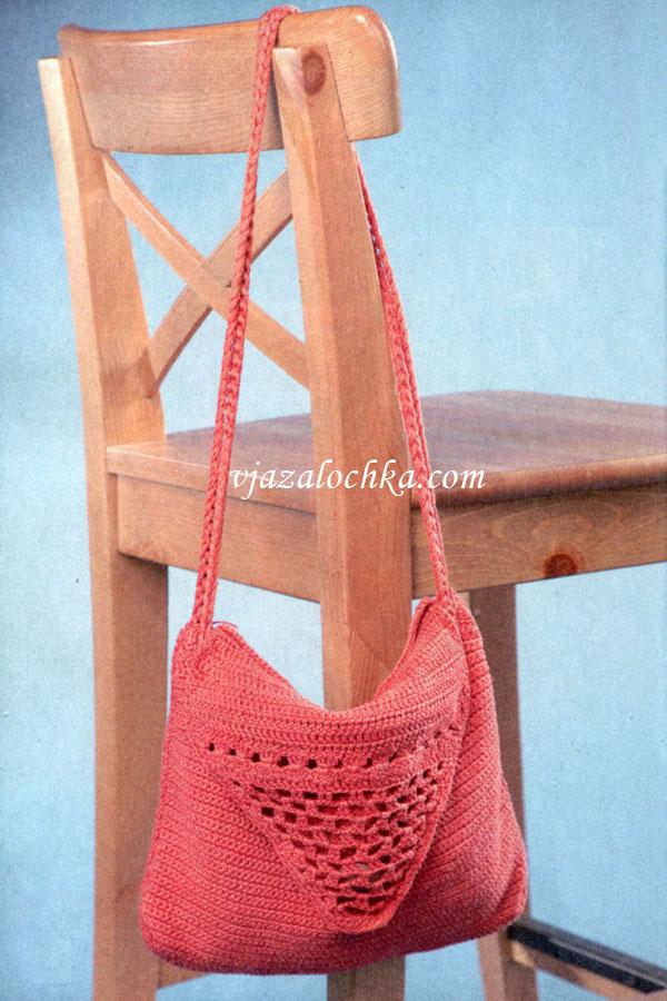 Схемы вязание крючком с подробным