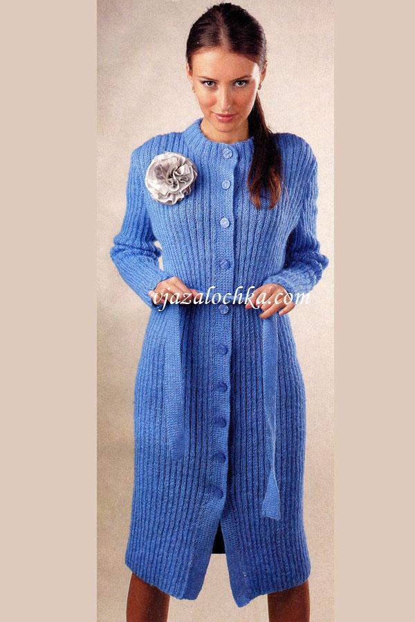 Фото вязания женских жилетов