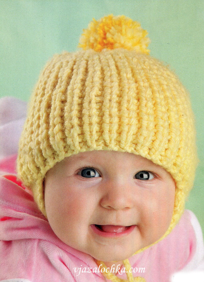 Мк вязания шапочки шлема