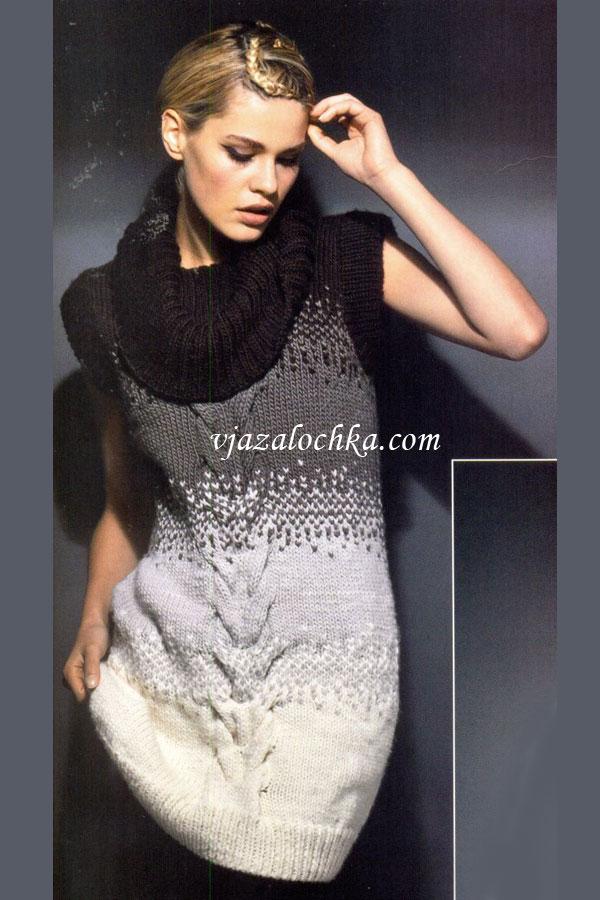 Маленькое вязаное lt b gt платье lt b gt