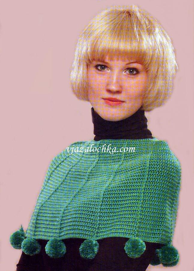 Сабрина вязание спицами для женщин спецвыпуски