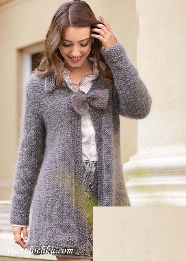 Вязание спицами пуловеры кардиганы