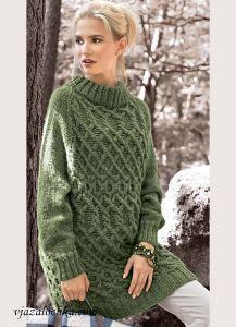 вязание вязание спицами и крючком модели и схемы вязания